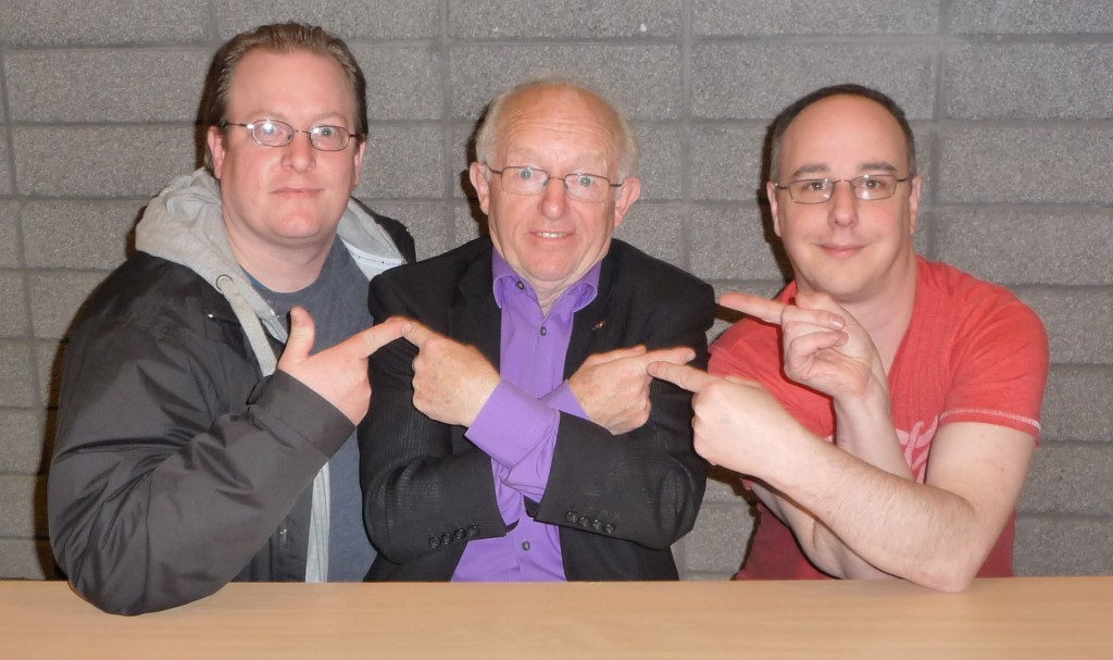 Paul Daniels - Nick Lee and Rob Oldfield from Dead Air Podcast